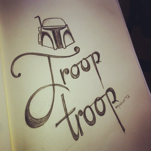 Troop troop, Clone Trooper! (1/3)